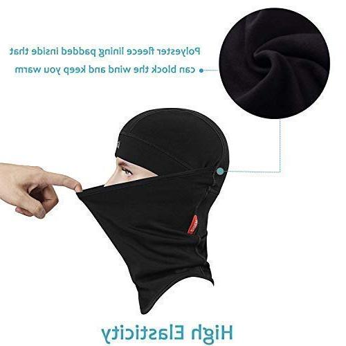 Balaclava Aegend Face Mask Winter Motorcycle Neck Warmer Hood Women Cycling Outdoors Liner 1