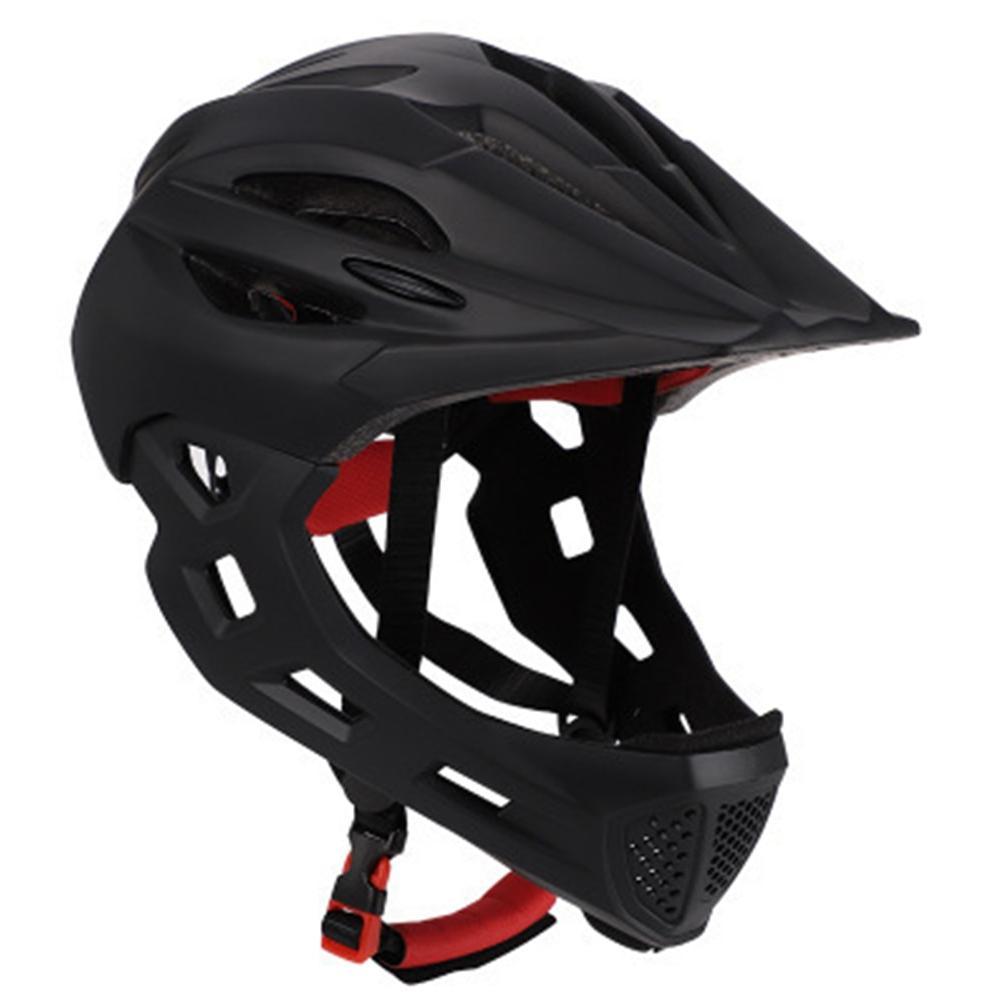Balance Bike Riding Full Face Detachable Light Bicycle <font><b>Helmet</b></font>