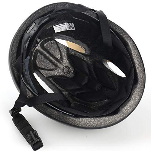BASE CAMP Zoom/Zoom Road Helmet with Removable Visor