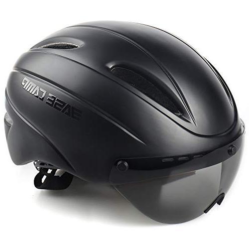 basecamp cycling bike helmets