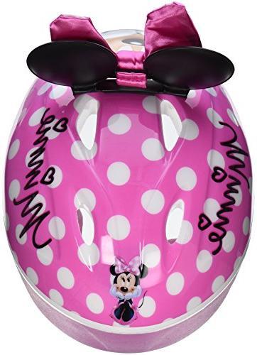 Bell Sports Mouse Toddler 3D Helmet, Pink