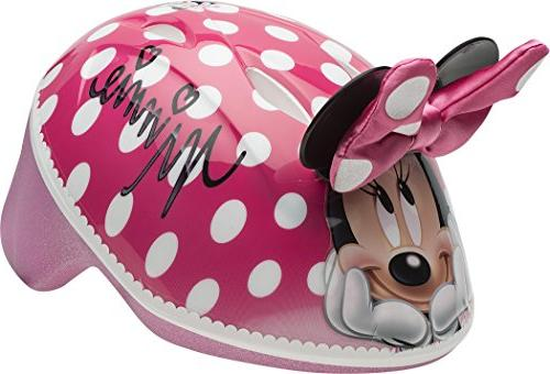 Bell Disney Minnie Mouse Toddler 3D Pink