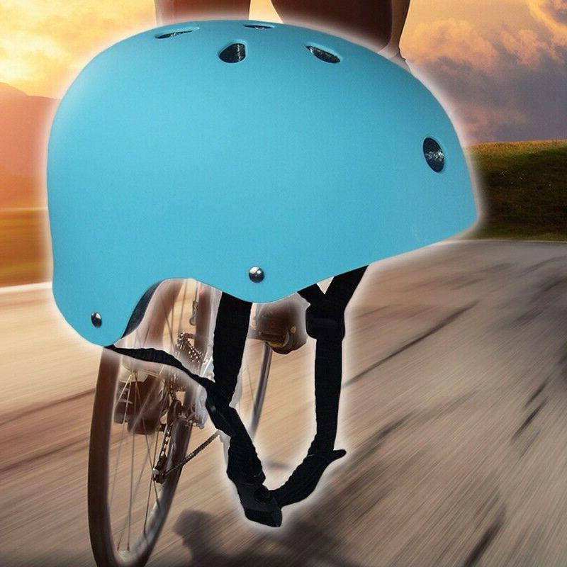 Bicycle Bike Scooter BMX Skate Bomber Helmet
