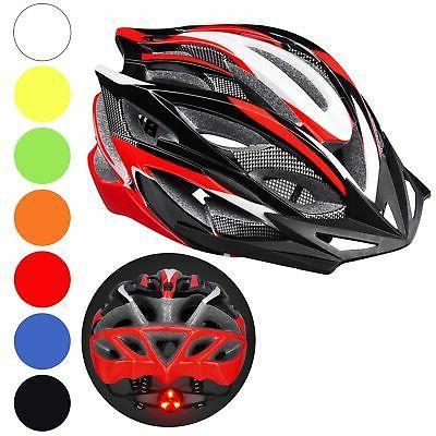 bicycle helmet bike cycling adult adjustable safety
