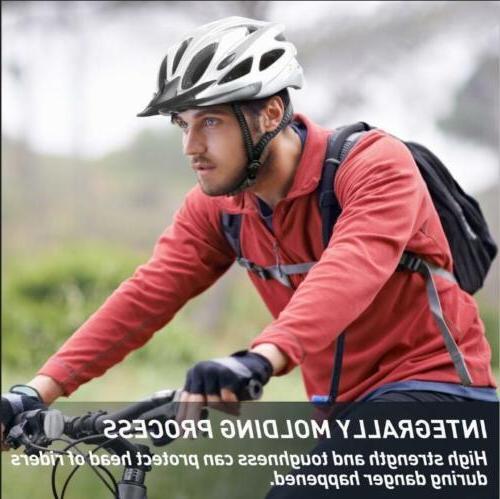 Bicycle Helmet with