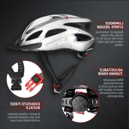 Bicycle Cycling Adult Helmet with