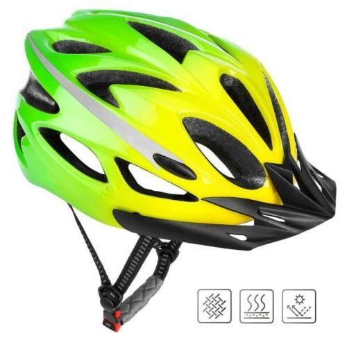 bicycle helmet bike cycling adult adjustable unisex