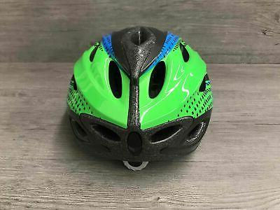 Bell Ages 5 Black Green