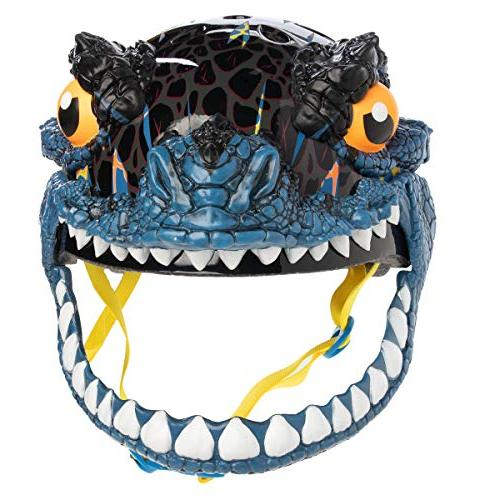Raskullz Bike Kids 5-8 Dino Mask Bicycle Helmet Boys Girls