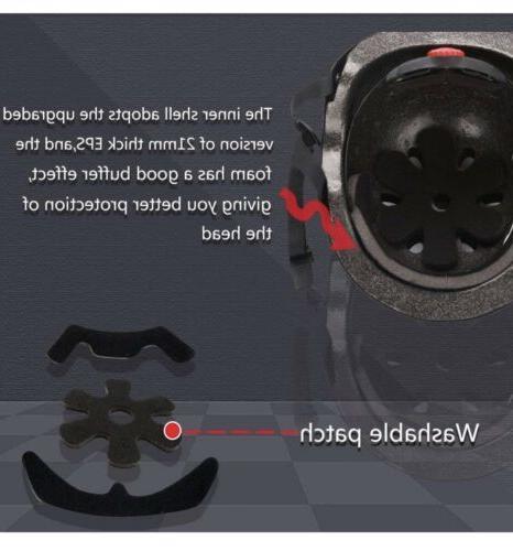 Bike Helmet,RA Adjustable Skateboard