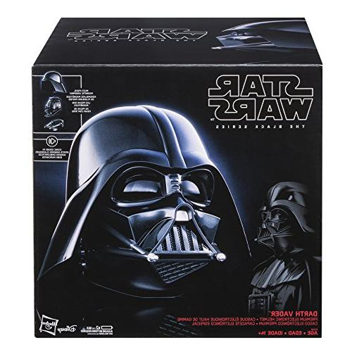 Star The Series Darth Vader Premium Electronic