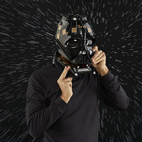 Star Wars The Series Darth Vader Electronic Helmet