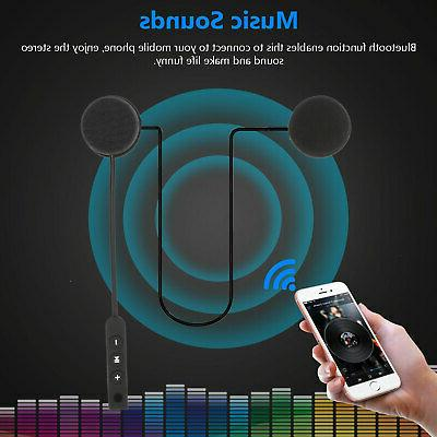 Bluetooth Headset Handsfree Rechargeable