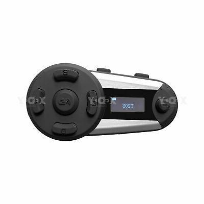 Bluetooth Helmet Headset Headphone FM Radio GPS