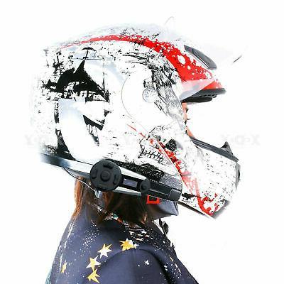 Bluetooth Helmet Headset Headphone Speaker FM GPS