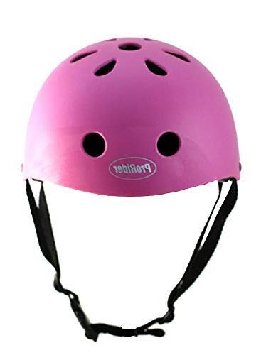 ProRider Skate Helmet Sizes Kids, Youth, Adult