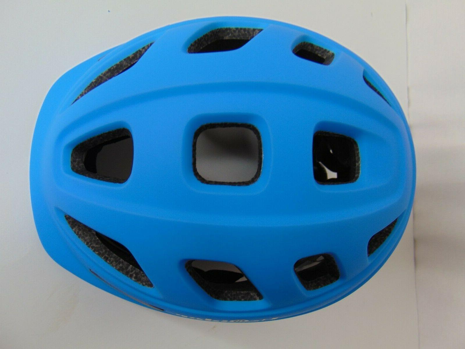 Brand New urRider Kids Helmet Kid's Matte Blue Size: Cycling