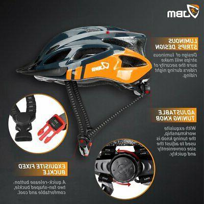 Casco De Bicicleta De Ciclismo Y Proteccion Certi