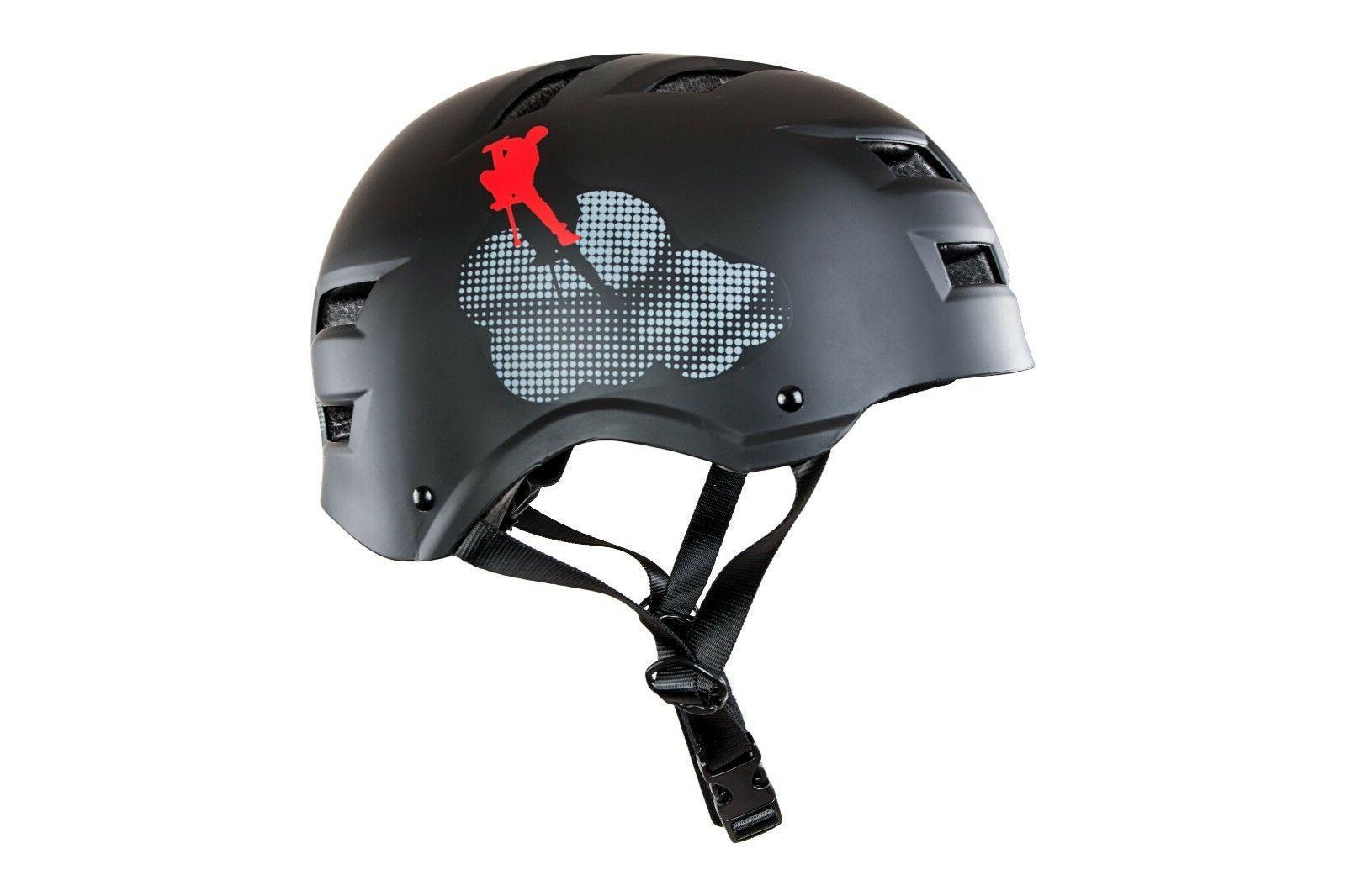 Flybar Certified Helmets For Skateboarding, Bicycling, Roller Longboard