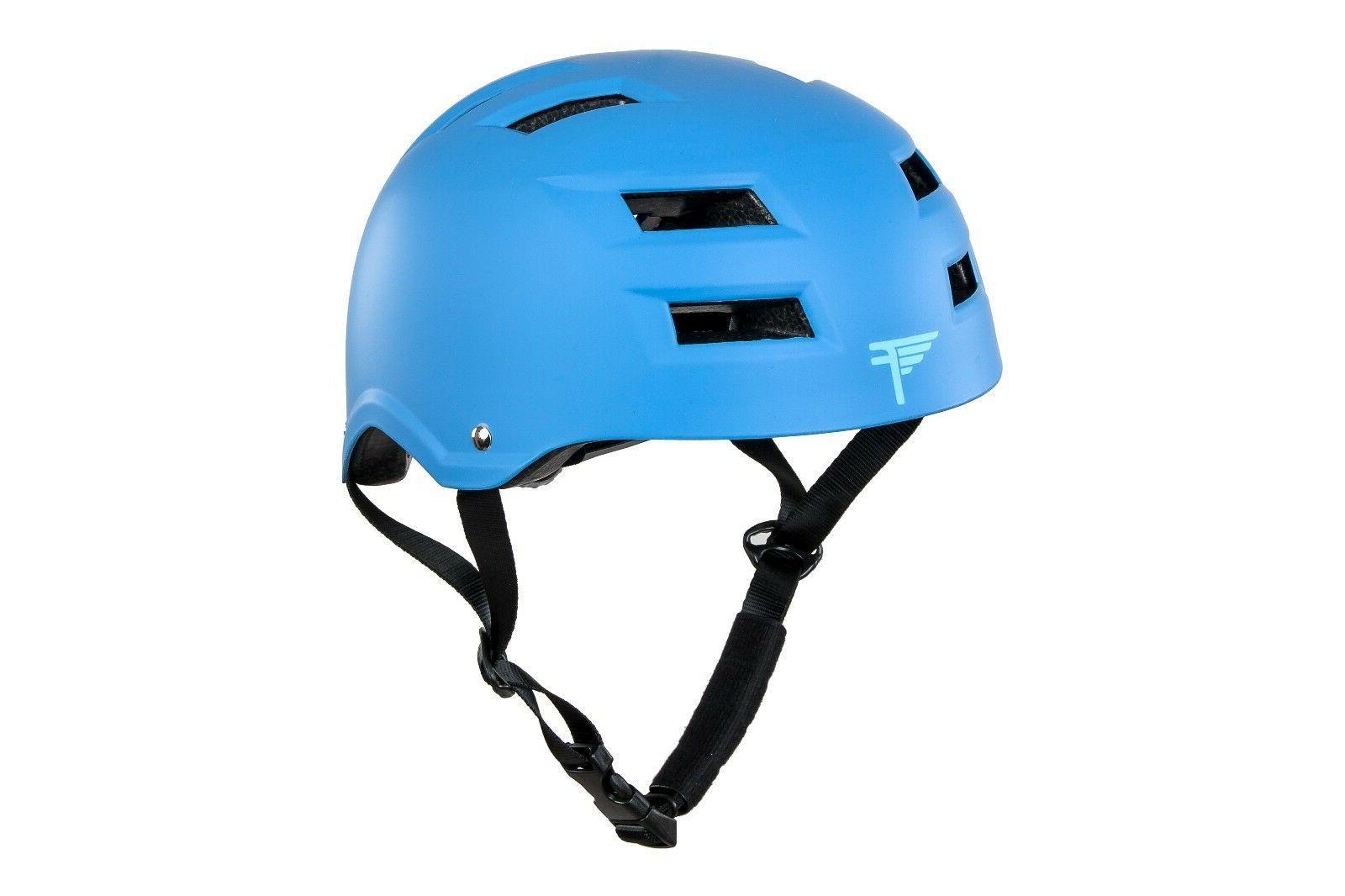 Flybar Helmets Skateboarding, Bicycling, Longboard