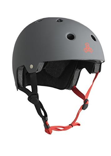 Triple Certified Helmet, Rubber
