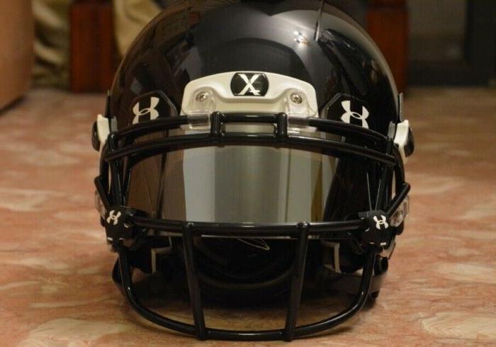 cheapest football helmet visor eye shield silver