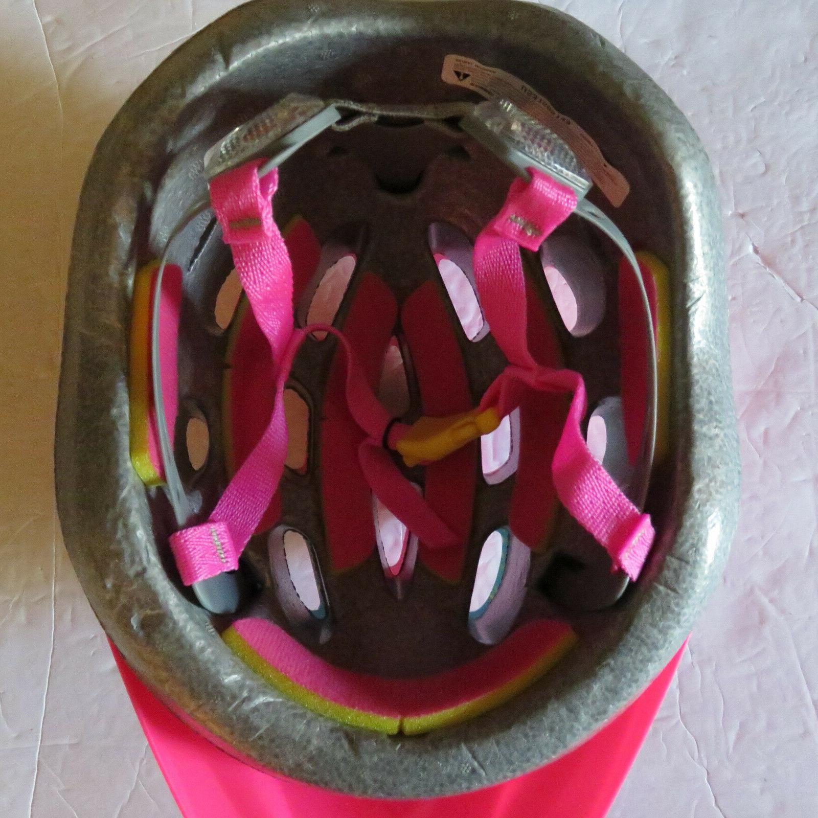 Bell Helmet Pink Stella