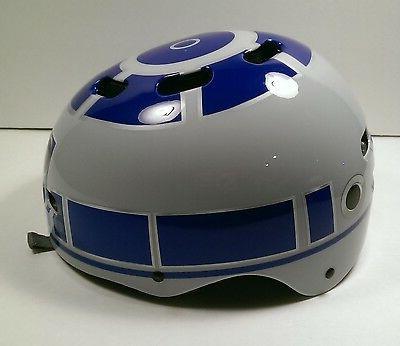 child star wars r2d2 multi sport helmet