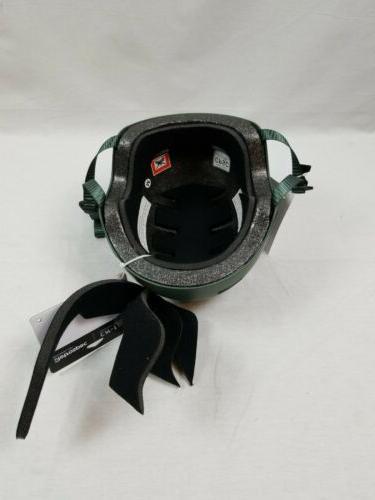 Critical Classic Helmet with - Matte Olive Medium