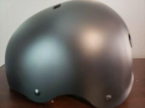 Critical Bike & Skate Helmet, Large/X-Large, Black