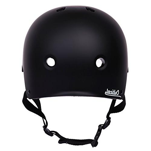 "Critical Commuter Bike/Skate/Multi-Sport Helmet 11 Vents, Small: 20""-21.75"""
