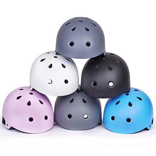 "Critical Bike/Skate/Multi-Sport Helmet 11 Vents, 20""-21.75"""