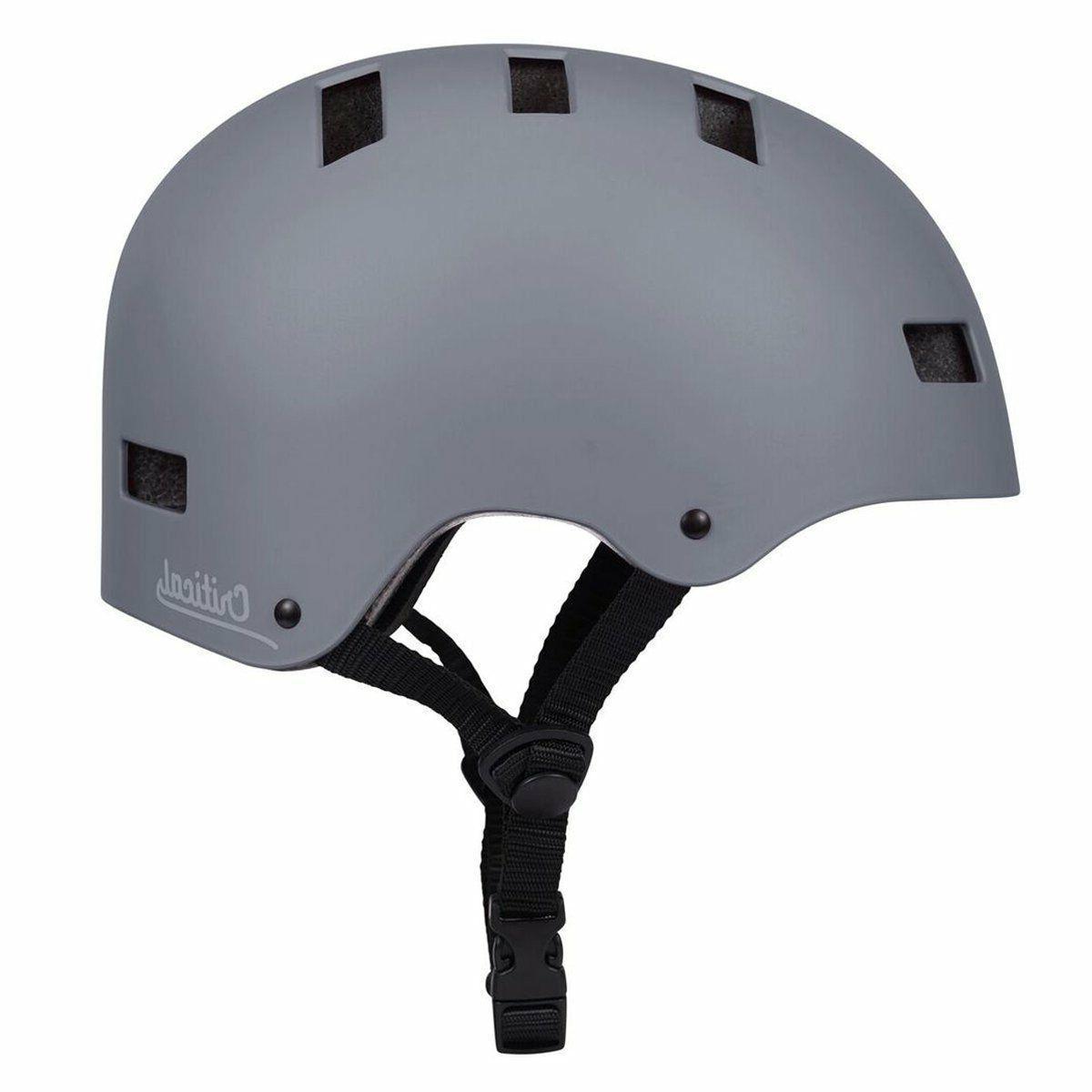 classic commuter cm 1 helmet matte slate
