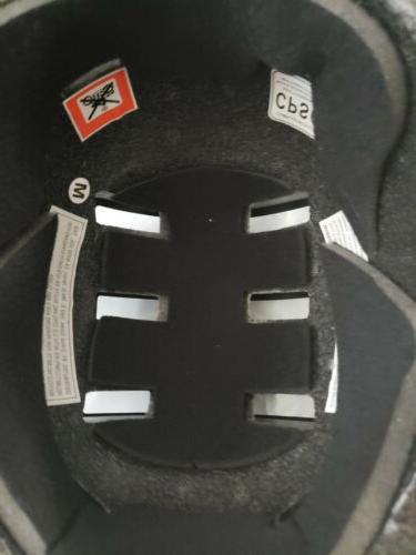 Critical Cycles Classic Commuter Multi Sport Helmet Matte Black MEDIUM 55-59 cm