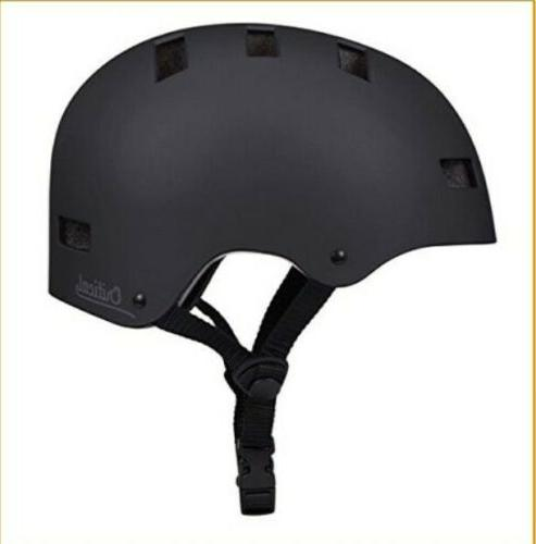 classic commuter multi sport helmet matte black