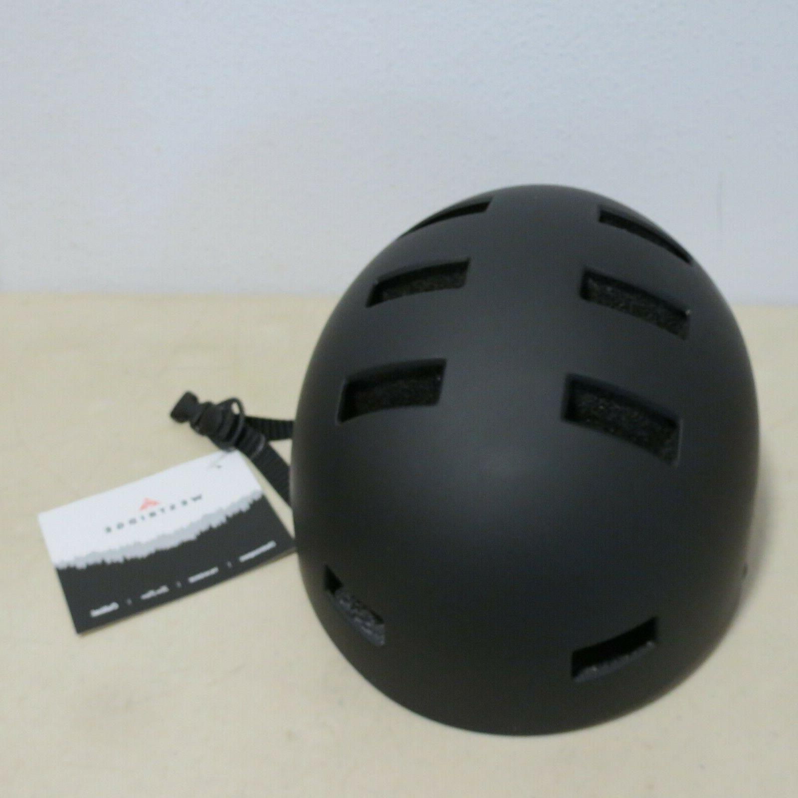 cm 1 commuter multi sport black helmet