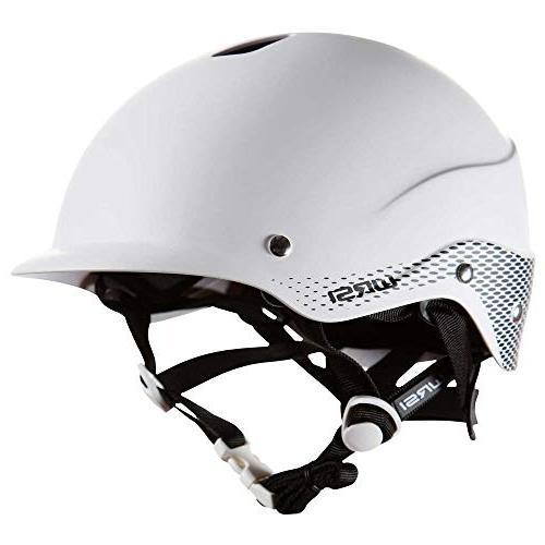 current helmet ghost white m