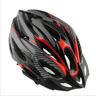 Cycling Men's Bike Helmet color With Visor RAS
