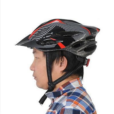 Cycling Bicycle Adult Bike Red carbon color Visor RAS