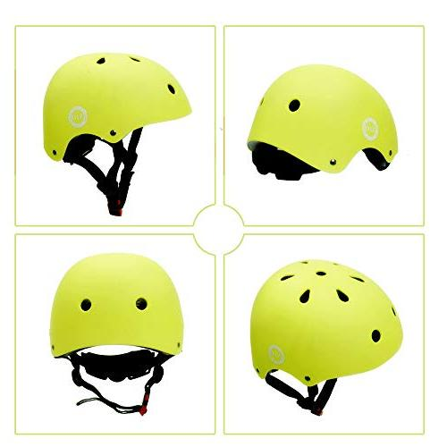 XJD Toddler Kids Bike Helmet CPSC Adjustable Ages 3-8 Girls Skating Rollerblading
