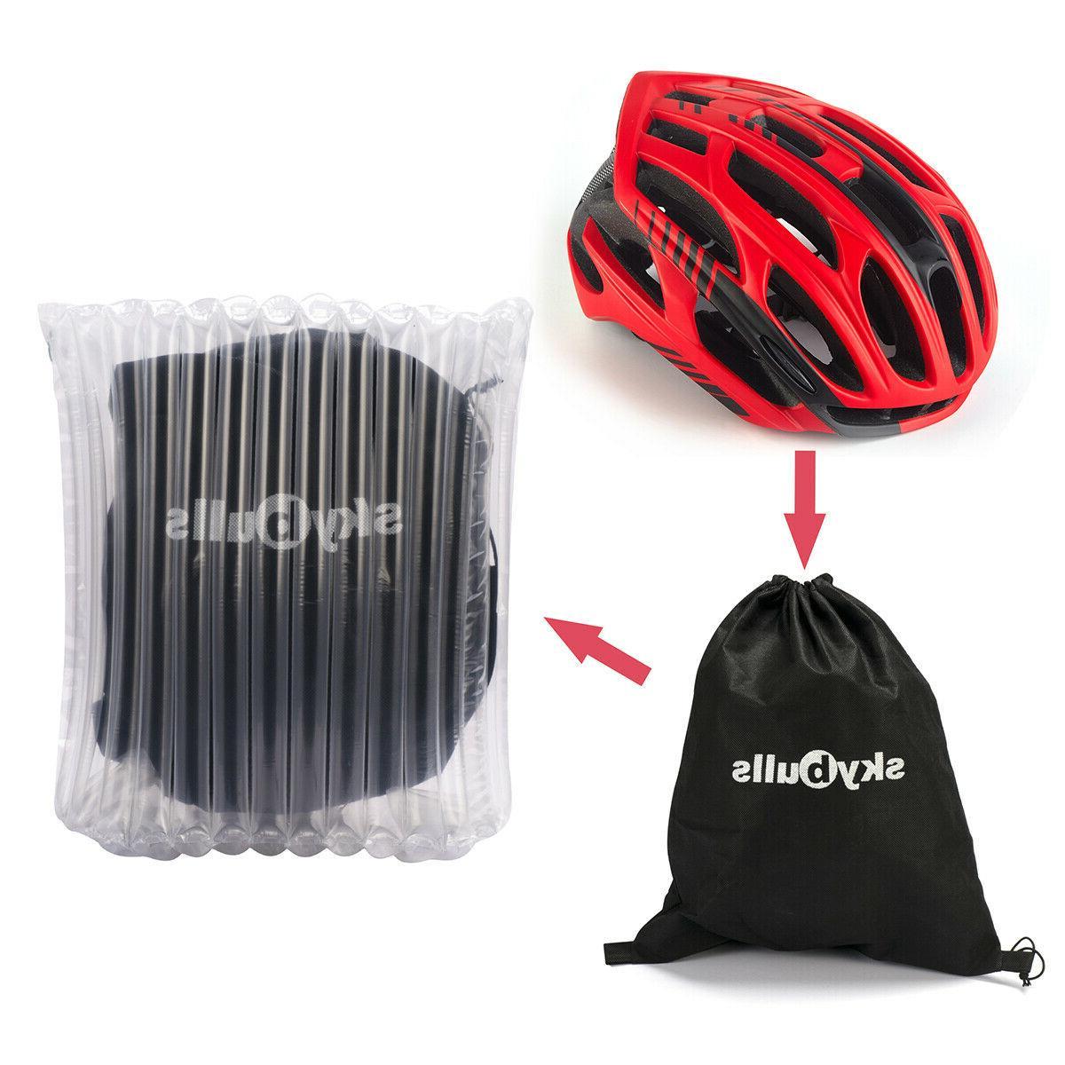 MTB Road Bike EPS Helmets With Light