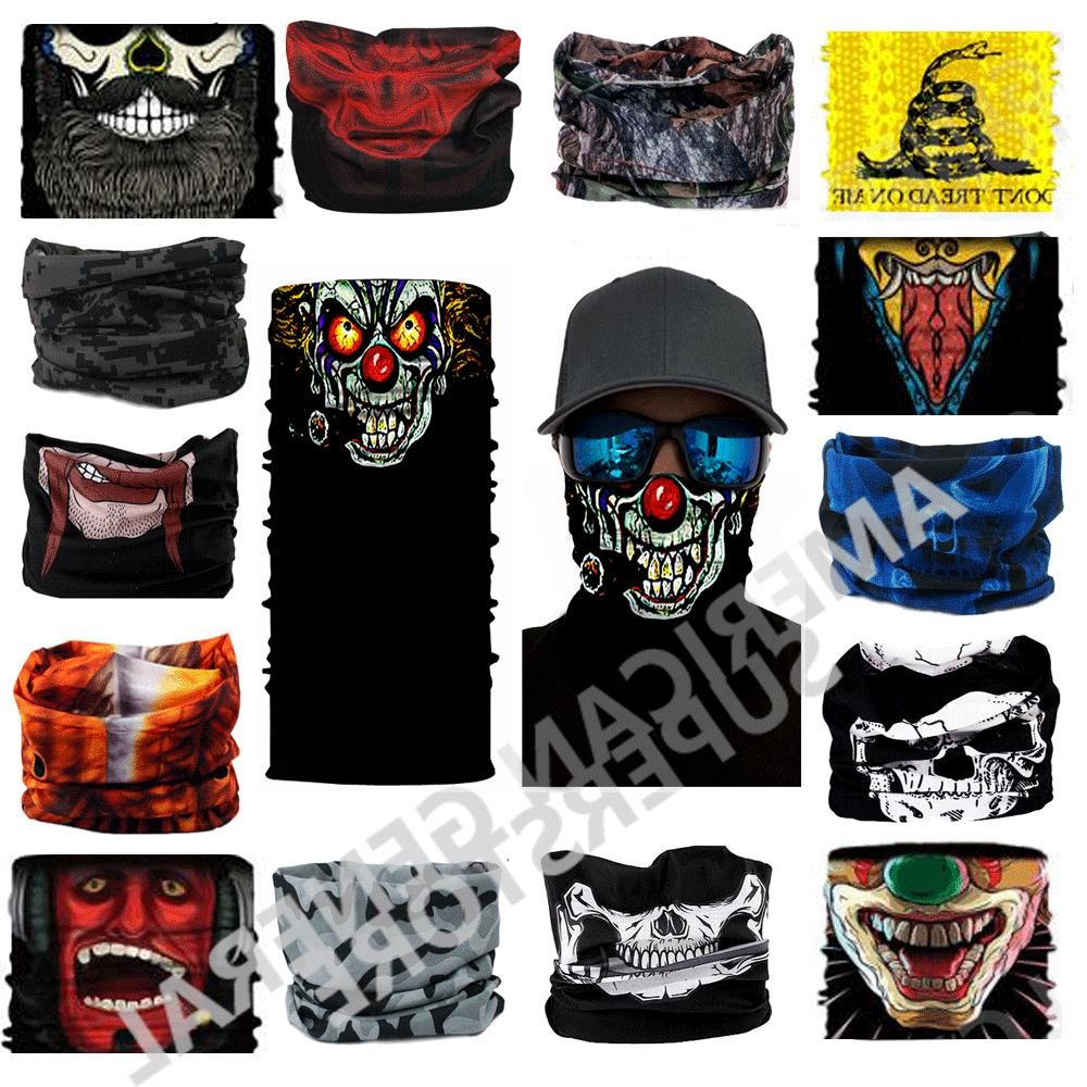 face mask balaclava biker skull motorcycle helmet