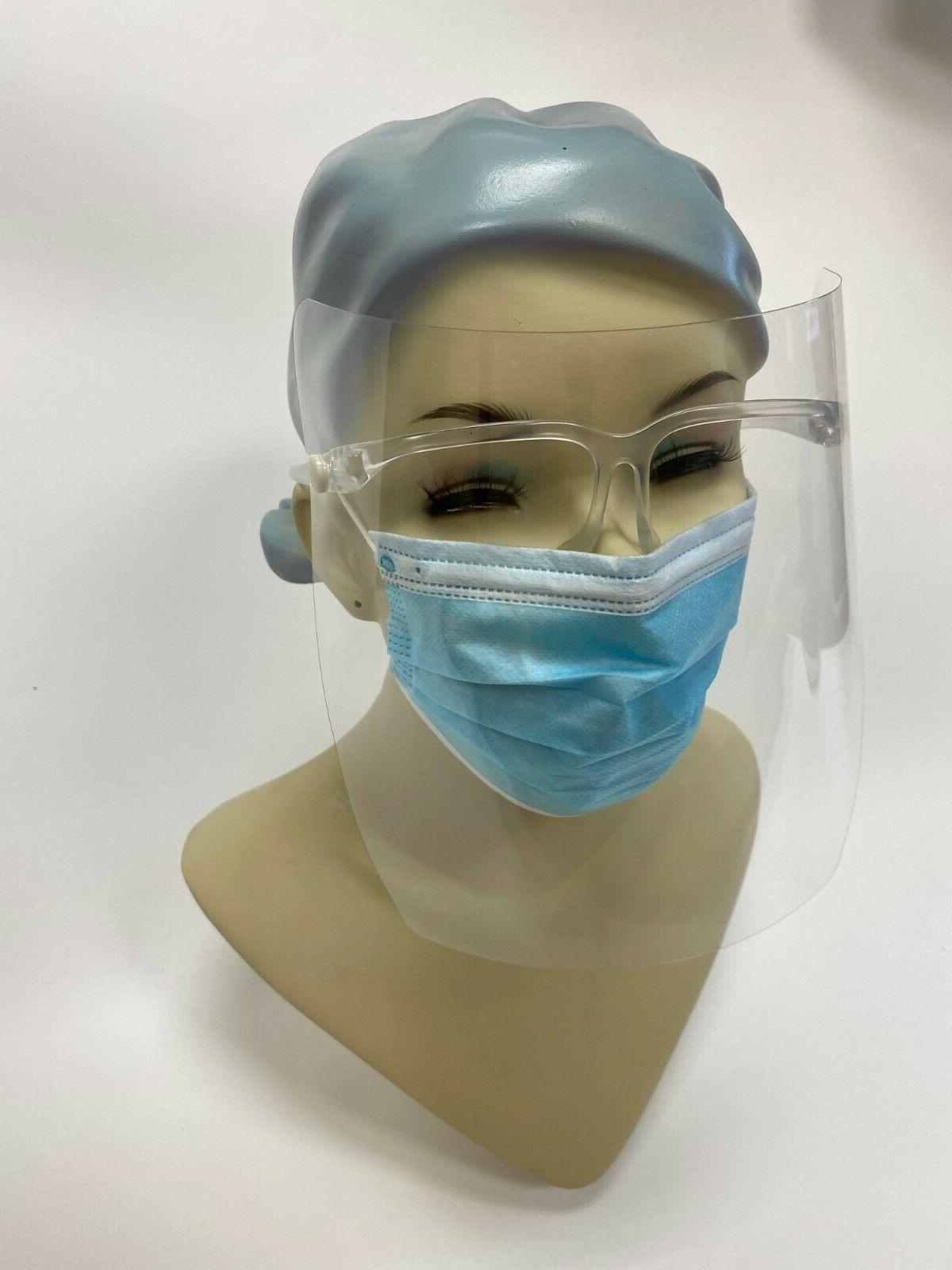 Face Cover Clear
