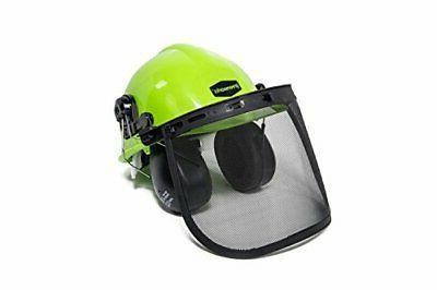 gwsh0 chainsaw safety helmet