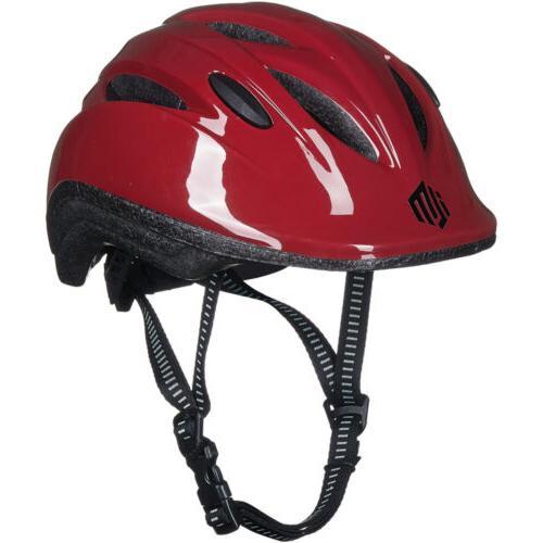 ILM Kids Bike Helmetfor Girls Adjustable Fitment CPSCSafetyStandard