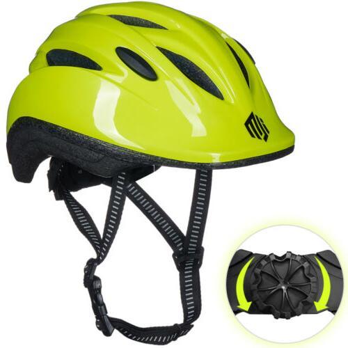 kids bike bicycle helmetfor girls boys adjustable