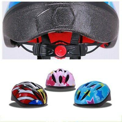Kids Baby Toddler Helmet Boys Bike Bicycle Board Sports Cap