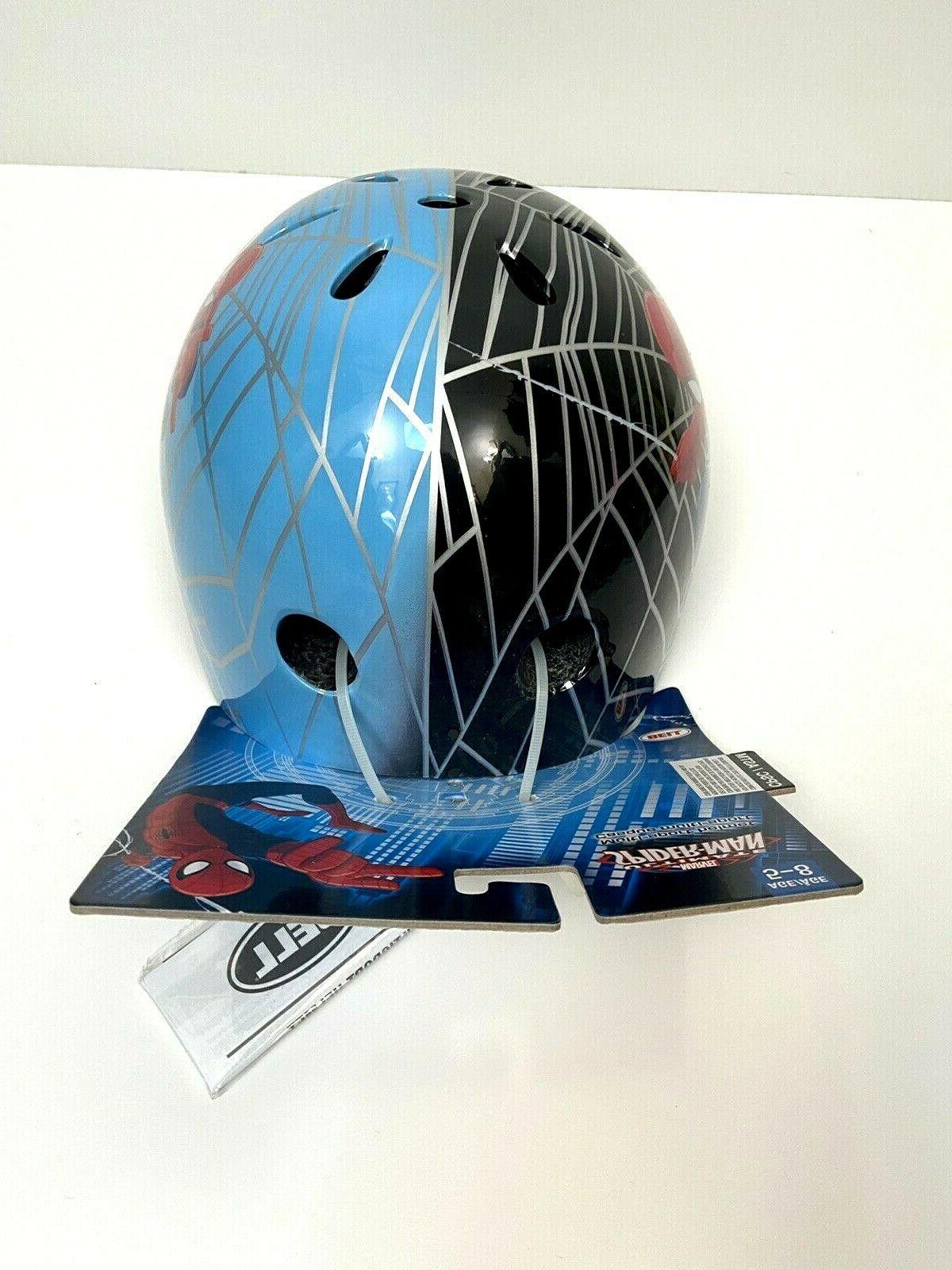 Bell Spiderman Helmet Multisport Two Tone Spidey Gear