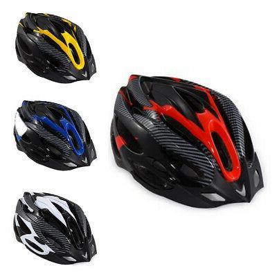 US Carbon Bicycle Cycling MTB Skate Mountain Adult Bike Helm