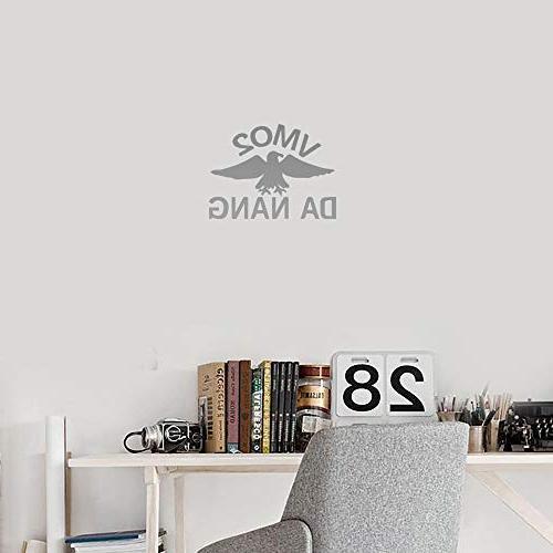 Magnum 02 Da Nang Premium Vinyl Decal – Adhesive – Smooth Indoor Outdoor Use Cover Mug